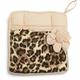 Pink Leopard Vintage-Inspired Potholder