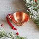 Copper Colander Ornament