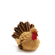 Decorative Sitting Grass Turkey, Small