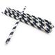 Navy Paper Straws