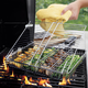 Sur La Table® Four-Compartment Grill Basket