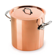 Mauviel® M'héritage 150s Covered Stockpot, 11¾ qt.