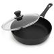 Scanpan® Classic Sauté Pan with Lid, 12½