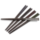 Banded Chopsticks, Set of 5