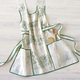 Sage French Toile Vintage-Inspired Apron