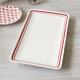 Sainte-Germaine Red Serving Platter