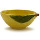 Figural Lemon Pinch Bowl