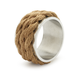 Rope Metal Napkin Ring