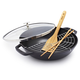 Staub Black Perfect Pan, 4.5 qt.