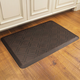 WellnessMat® with Moire Design, Dark Antique Finish