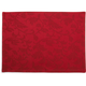 Red Adrianne Jacquard Placemat