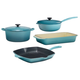 Le Creuset® Caribbean 6-Piece Classic Cookware Set