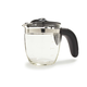 Capresso 4-Cup Espresso Glass Carafe with Lid