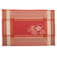 Red Trieste Jacquard Placemat