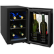 Vinotemp Thermoelectric Wine Cooler, 8 Bottle