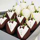 Chocolate-Dipped Wedding Berries, 1 Dozen