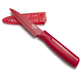 Kuhn Rikon Serrated Paring Knife, Pink