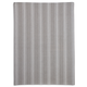 Natural Medium-Stripe Kitchen Towel, 28