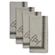 Les Moulins Napkins, Set of 4