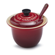 Le Creuset Cherry Condiment Pot