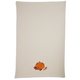 Embroidered Pumpkin Kitchen Towel