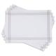 Handkerchief Placemats, Set of 4