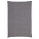 Charcoal Pinstripe Linen Kitchen Towel