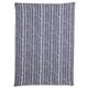 Gray Jacquard Birch Tree Kitchen Towel