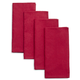Claret Cantana Napkins, Set of 4