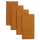 Pumpkin Ombre Napkins, Set of 4
