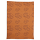 Harvest Jacquard Pumpkin Kitchen Towel, 28