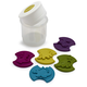 Chef'n® Dino Cookie Stamps and Cutter, Set of 6