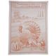 Italian Jacquard Turkey Kitchen Towel