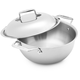 All-Clad® d5 Brushed Stainless Steel Dutch Oven