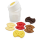 Chef'n® Dog Cookie Stamps and Cutter, Set of 6