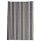 Indigo Linen Multi-Stripe Kitchen Towel