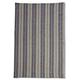 Indigo Linen Multi-Stripe Kitchen Towel