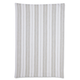 White Linen Multi-Stripe Kitchen Towel