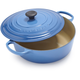 Le Creuset Signature Marseille Round Wide French Oven, 6¾ qt.