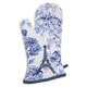 Eiffel Tower Floral Oven Mitt