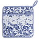Blue Lace Vintage-Inspired Pot Holder