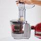 KitchenAid® Slow Juicer and Sauce Attachment