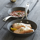 Sur La Table Dishwasher-Safe Hard Anodized Nonstick Skillets, 8½&#34 & 10