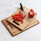 Madeira Bamboo Cutting Board Set, 2 Piece