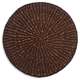 Brown Seagrass Placemat