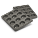 KitchenAid Professional-Grade Nonstick Mini Muffin Pans, 24 Count, Set of 2