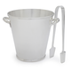 Cambridge Collection Ice Bucket and Tong Set