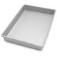 Chicago Metallic Anodized Aluminum Rectangular Cake Pan, 9