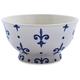 Fleur De Lys Cereal Bowl