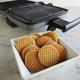 Croquade Fine Galette Waffle Plate